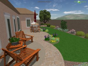 3D Rendering from Our Landscape Consultation