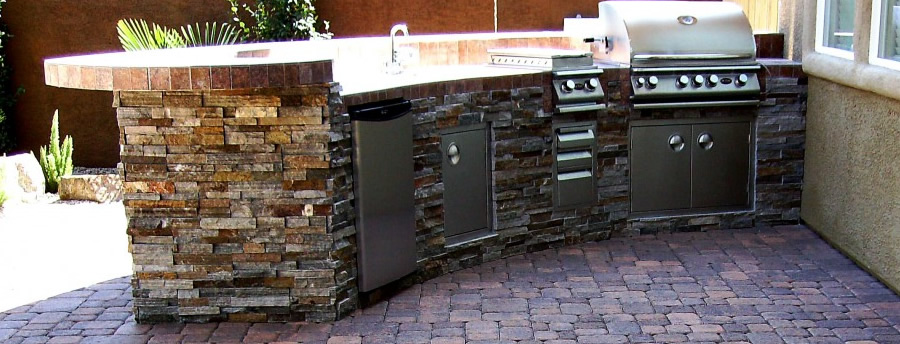 Custom BBQ & Outdoor Kitchens in Henderson, NV